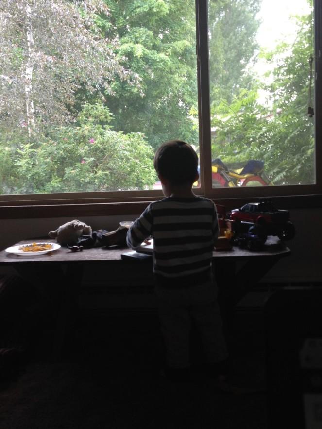 damian by window