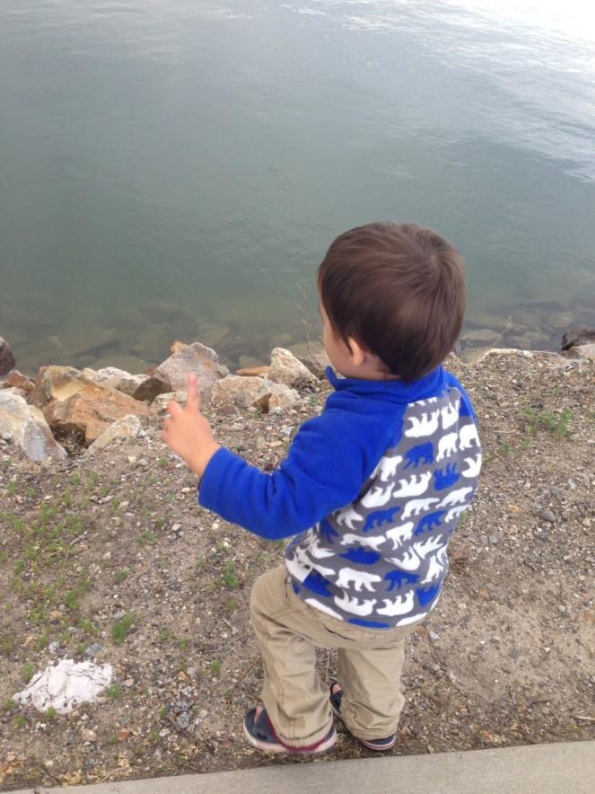 Damian lake