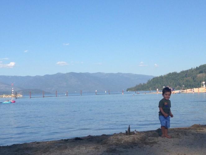 Damian beach