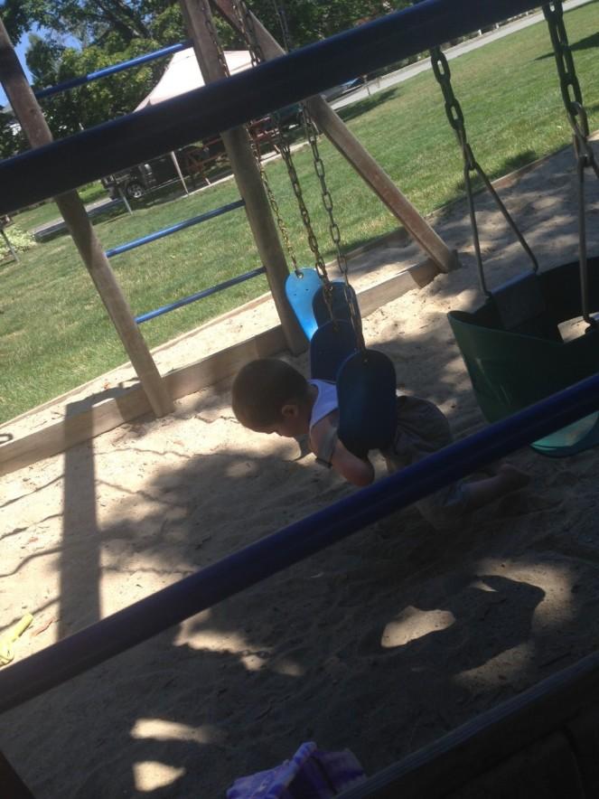 Damian swing